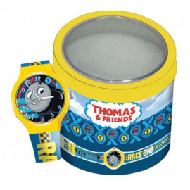 WALT DISNEY KID WATCH Mod. THOMAS THE TRAIN - Tin Box