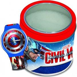MARVEL - CAPTAIN AMERICA – Tin Box