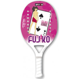 LUPIN 3 - BEACH TENNIS RACKET FUJIKO PLAYING CARD