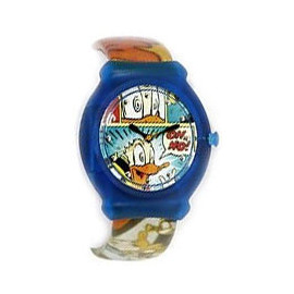 DISNEY SNAP (Fossil Group) Mod. DONALD DUCK - KID CLIP WATCH