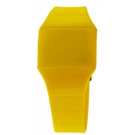 HACKER Led Watch - Yellow Banana