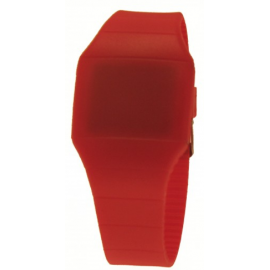HACKER Led Watch - Strawberry Red