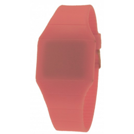 HACKER Led Watch - Baby Pink