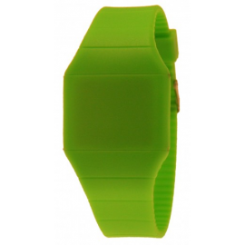 HACKER Led Watch - Apple Green