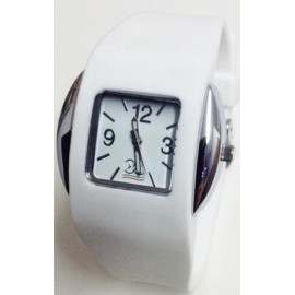 OVERCLOCK'S Mod. GENT ROUND LARGE WHITE