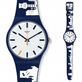SWATCH NEW COLLECTION WATCHES Mod. SUOZ211