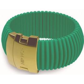 HIP HOP BIJOUX Mod. ICON GREEN Bracciale / Bracelet