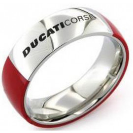 DUCATI JEWELS - Anello / Ring – large – size 30