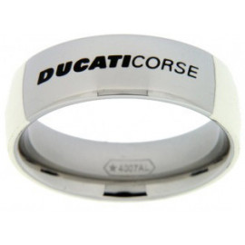 DUCATI JEWELS - Anello / Ring – small – size 27