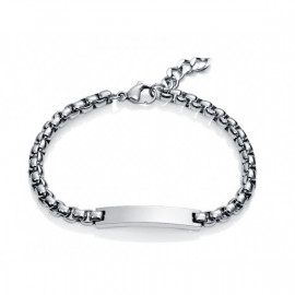 VICEROY JEWELS Mod. FASHION 6407P01000 - BRACELET/BRACCIALE - STAINLESS STEEL