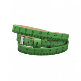 Il MEZZOMETRO Mod. CLASSIC - Bracciale in pelle/leather bracelet